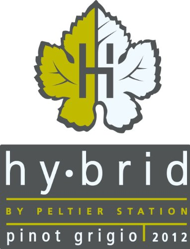 2012 Peltier Station Winery hy.brid Pinot Grigio 750 mL