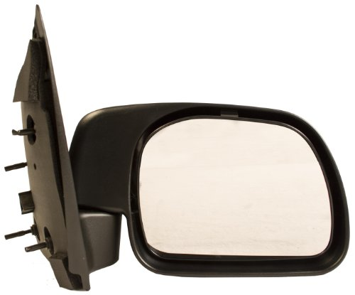 (OE Replacement Ford Super Duty Pickup Passenger Side Mirror Outside Rear View (Partslink Number FO1321217))