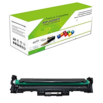 Premium Ink&Toner | Re-Manufactured Toner Drum Replacement for CF219A – Standard Yield Laser Printer Drum Compatible with HP