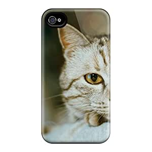 High-quality Durability Case For Iphone 4/4s(nice Cat)