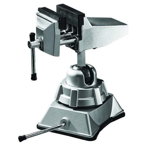 23/4? Vacuum Base Vise - Cat Iron - Rotating and Swivel Base