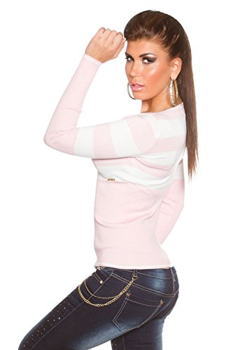 In-Stylefashion - Jerséi - para mujer Rosa