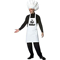 The Bun Maker Costume