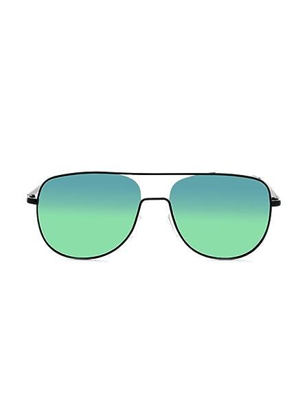 KOALA BAY Gafas de Sol Key West Negro Lentes Verde
