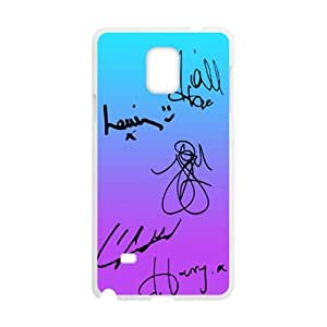 Happy Artistic graffitti aesthetic design Cell Phone Case for Samsung Galaxy Note4
