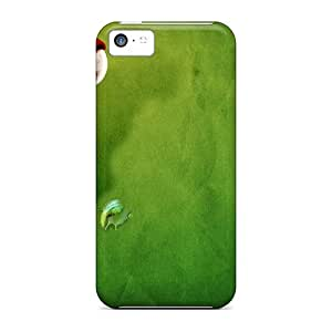linJUN FENGiphone 4/4s Cases Covers Skin : Premium High Quality Wet Abyss Cgi Cases