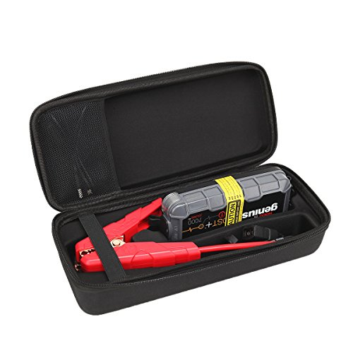 Hard Case for NOCO Genius Boost Plus GB40 1000 Amp 12V UltraSafe Lithium Jump Starter by Aproca
