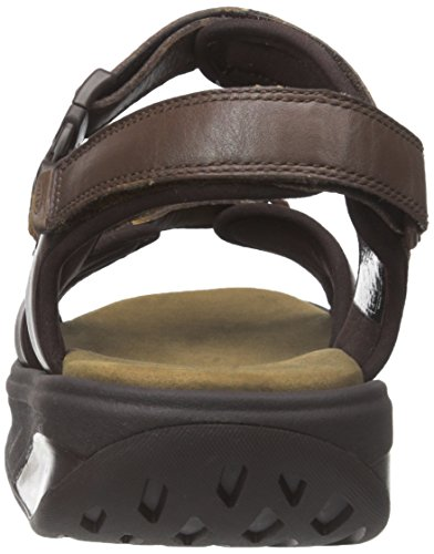 MBT Mens Kisumu 3S M Sandal Chocolate Brown GohQOrG