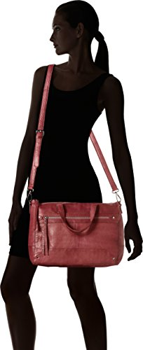 Pieces Royale Leather Port Pcnara Rouge Sacs menotte Bag 0R0rfwx