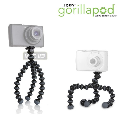 JOBY GorillaPod Original Tripod for Point and Shoot Cameras