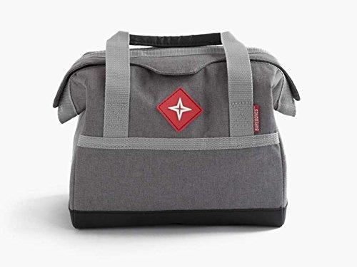Barebones Living - Trekker Cooler | Outdoor Soft Side Lunch Bag Cooler Holds Up To 6 12oz Cans - Small Soft Sided Cooler