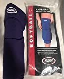 Bike Adult Purple Large Knee Pad
