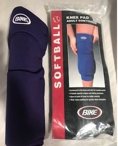 Bike Adult Purple Large Knee Pad by Bike