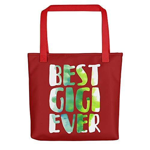 Designer Gigi Handbag - Tote Bags Womens Best Gigi Ever Funny Day Grandpa Mugs