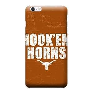 iPhone 6 plus 5.5 Cases, Schools - Texas Longhorns Hook Em - iPhone 6 plus 5.5 Cases - High Quality PC Case