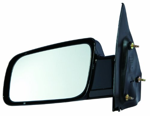 Astro Mirror Lh Driver - Depo 335-5432L3ML Chevy Astro/GMC Safari Driver Side Gloss Non-Heated Manual Mirror