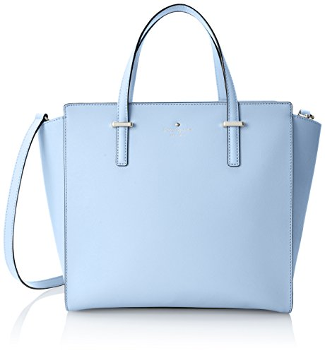 kate spade new york Cedar Street Hayden Satchel Bag, Sky Blue, One Size