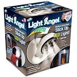 Light Angel – Stick Up LED Motion Sensor Light, As Seen On TV
