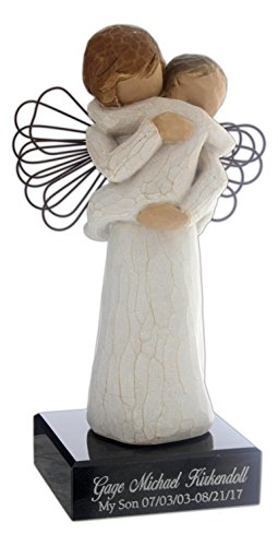 DEMDACO Willow Tree Angel's Embrace (Personalized) ()