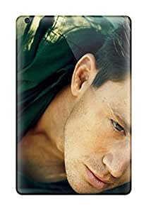 New Style 5563989J52641204 Hot Tpu Cover Case For Ipad/ Mini 2 Case Cover Skin - Channing Tatum
