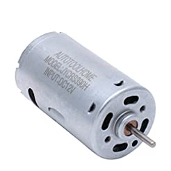 AUTOTOOLHOME 6-12V Mini DC Motor High To...
