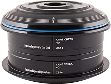 Cane Creek 40 ZS44//28.6 Short Cover Top Headset Black