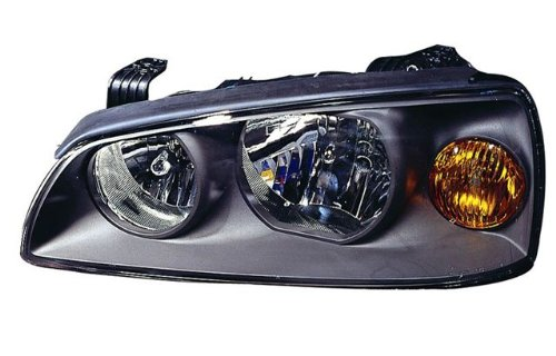 AutoLightsBulbs 1108328 2004-2006 Hyundai Elantra Headlight Assembly, 1 (Pair Hyundai Elantra Headlight)