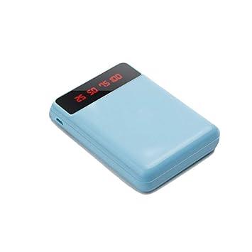 Cargador Portatil Energia Movil Batería Externa, USB Dual ...
