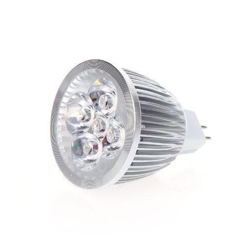 kingzer MR16 5W Dimmable 12-24V LED Light Spotlight Lamp ...