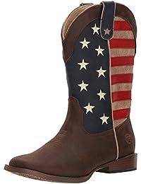 Kids' American Patriot Western Boot