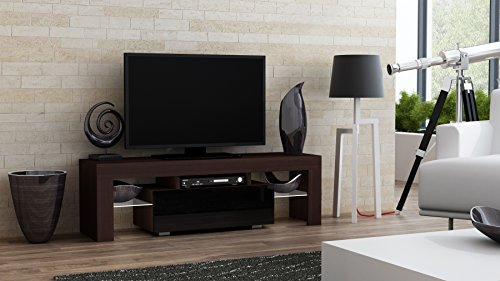 TV Stand MILANO 130/Modern LED TV Cabinet/Living Room Furniture/Tv Console fit for up to 55