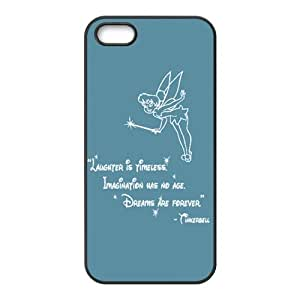Peter Pan's Character Tinkerbell Phone Case for iPhone 5S Case
