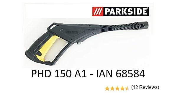 Parkside limpiador de alta presión Pistola PHD 150 A1 – Lidl Ian ...