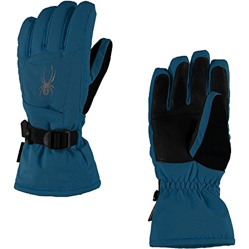 Spyder Women's Synthesis Gore-Tex Ski Glove, Lyons Blue/Silver, Small