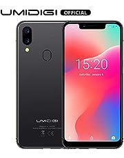 """UMIDIGI A3 Pro Smartphone Libres Pantalla 18:9/5.5"""" Face Unlock Cámara Trasera de 12MP + 5MP Procesador Quad-Core MT6739 3GB + 32GB Dual 4G Volte Batería 3300mAh Android 8.1"""
