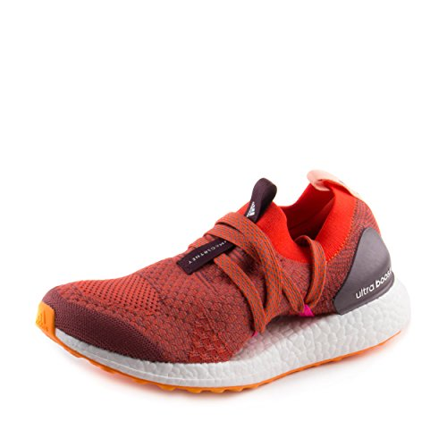 24aa788d0f170 Galleon - Adidas By Stella McCartney Women s Ultra Boost X Clay  Red Smc Radiant Orange F10 Apricot Rose Smc Athletic Shoe