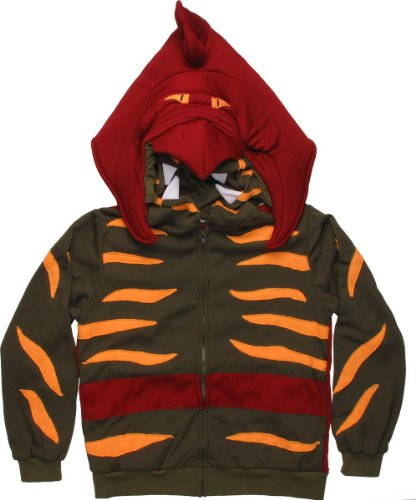 Masters of the Universe Battle Cat Costume Hoodie