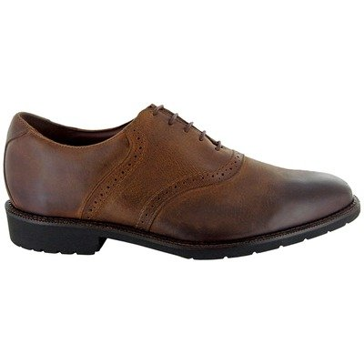 Neil M Men's Boston Worn Saddle Leather 8 3E