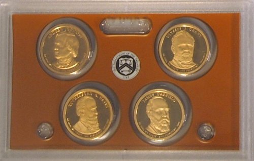 2011 US Mint Presidential Coin Proof Set Original Government Packaging