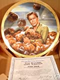 Star Trek The Trouble With Tribbles Collectible Plate