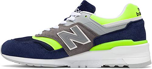 Mens New geel Schoenen Ml997v1 Balance blauw Uww4a