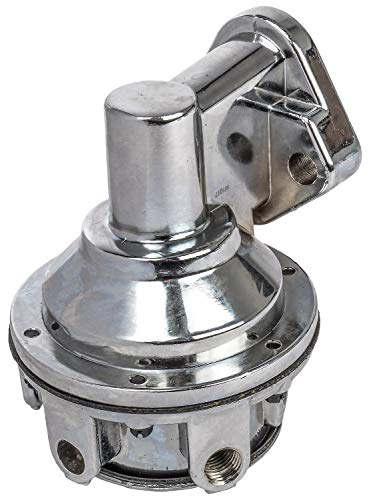 JEGS 15950 Mechanical Fuel Pump for Small Block Chevy 265-283-327-350-400
