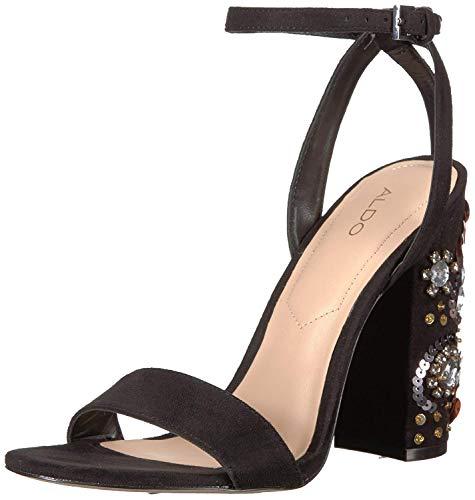 93b72dd2bfd SHOPUS | ALDO Women's Luciaa Dress Sandal, Black, 7.5 B US