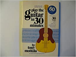 Book Playing the Guitar in 30 Minutes