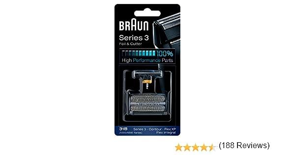 Braun 31B/Series 3 Marrón: Amazon.es: Hogar