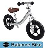 Ace of Play Light Weight Aluminum Balance Bike (Silver)