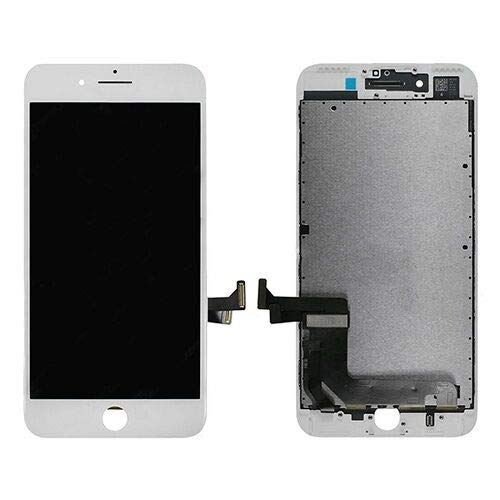 Compatible with OEM iPhone 7 Plus LCD Lens 3D Touch Screen Digitizer Assembly Replacement White