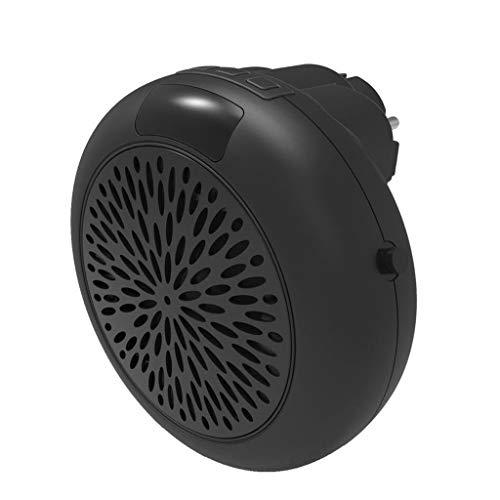 Enchufe El Calentador Práctico De La Pared, Calentador De Maravilla, Calentador Instantáneo, 900W Montado En La Pared Con...