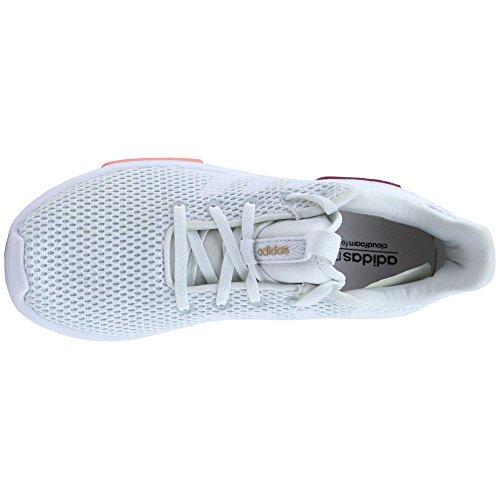 Tr Racer Toile Cf Ftwwht Femmes Adidas ftwwht coppmt Baskets R5wEWZxnq