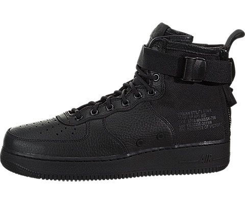 Nike SF Air Force 1 Mid Men's Basketball Shoes 917753-005 (12)